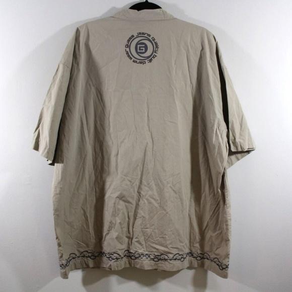 6d9f06cde39c Guess Shirts | Vintage Jeans Xxl Short Sleeve Button Shirt | Poshmark